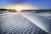 Пустыня Белых Песков в Нью-Мексико (20 фото)