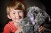 Кэмпбелл Ремес - мальчик, который сшил более 800 игрушек для больных детей