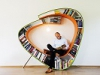 Креативные книжные полки (40 фото)
