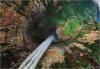 Водопад Дракон в Венесуэле, Южная Америка (9 фото)