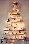 Необычные новогодние елки (40 фото)