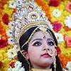 Кумари - живая богиня в Непале и Индии (20 фото)