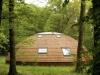 Вращающийся экологичный дом