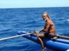 От Маврикия до Бразилии на надувном паруснике (37 фото)
