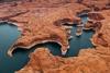 Искусственное озеро Пауэлл на реке Колорадо (28 фото)