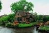 Гитхорн - деревня без дорог, Нидерланды (29 фото)