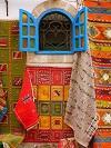 Искусство ковроткачества в Марокко (24 фото)