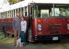 Кочевая жизнь в автобусе