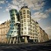 Танцующий дом (Прага, Чехия). Описание, 9 фото