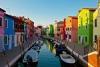Бурано - самый красочный квартал Венеции, Италия (23 фото)