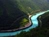 Бирюзовая река Соча (Словения, Италия). 22 фото