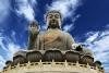 Большой Будда на острове Лантау, Гонконг (25 фото)