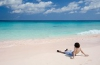 Розовый пляж на острове Харбор, Багамские острова (24 фото)
